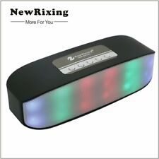 NewRixing Bluetooth Speaker Portable Speaker Wireless Stereo Speaker for Phon...