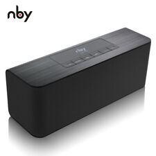 NBY 5540 Bluetooth Speaker Portable Wireless Speaker High-definition Dual Spe...