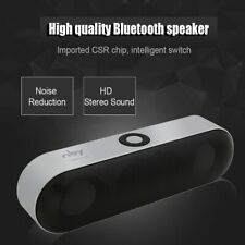 2018 Mini Bluetooth Speaker Portable Wireless Speaker Sound System 3D Stereo ...
