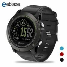 New Zeblaze VIBE 3 HR Smartwatch IP67 Waterproof Wearable Device Heart Rate M...