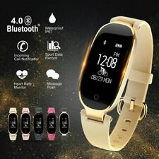 Bluetooth Waterproof S3 Smart Watch Fashion Women Ladies montre Heart Rate Sm...