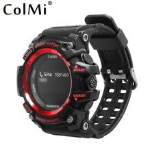 ColMi Smart Sport Watch T1 OLED Display Heart Rate Monitor IP68 Waterproof Pu...