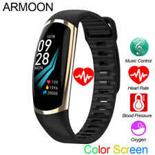 Smart Bracelet R16 Android IOS Heart Rate Band Sleep Monitor Blood Pressure F...