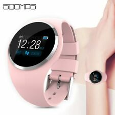 SCOMAS Bluetooth Lady Smart Watch Fashion Women Heart Rate Monitor Fitness Tr...