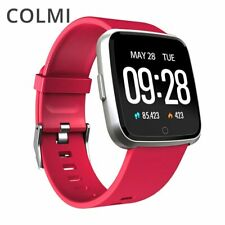 COLMI Smart watch IP67 Waterproof Fitness Tracker Heart Rate Monitor Blood Pr...