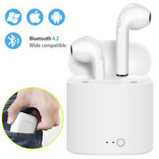 i7s TWS Mini Wireless Bluetooth Earphone Stereo Earbud Headset With Charging ...