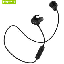 QCY QY19 IPX4-rated sweatproof headphones bluetooth 4.1 wireless sports earph...