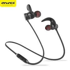 AWEI A920BLS Bluetooth Earphone Wireless Headphone Sport Bluetooth Headset Au...