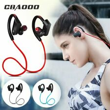 CBAOOO Sport Bluetooth Headphone Wireless Earphone Bluetooth Headset Waterpro...