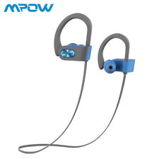 Mpow Flame Bluetooth 4.1 IPX7 Waterproof Headphone Noise Cancelling Headset B...
