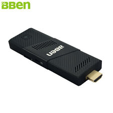 BBen MN9 Mini PC Stick Windows 10 Ubuntu Intel Z8350 Quad Core Intel HD Graph...