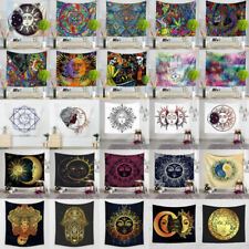 Dorm Decor Indian Wall Hanging Hippie Mandala Tapestry Bohemian Bedspread Ethnic