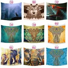 Towel Indian Mandala Tapestry Bohemian Bedspread Hanging Wall Decor Beach Hippie