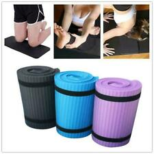 Yoga Mat Pilates Fitness Exercise Gym Workout Thick Non-Slip Pad 60*25*1.5 CM