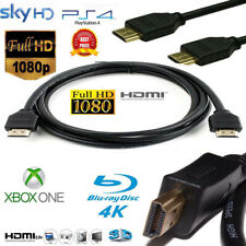 PREMIUM UltraHD HDMI Cable v2.0 High Speed 4K 2160p 3D Lead PS4 XBOX ONE SKY HD