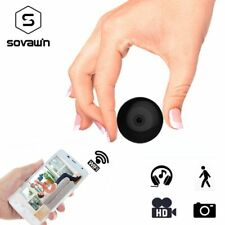 Mini Camera Wifi IP with Motion Sensor 720P Mini Camera Wifi HD Night Vision ...