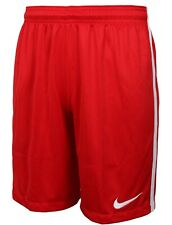 2dad6185ad NIKE Men Squad 17 Knit Shorts Pants Training Jersey Red GYM Pant 832240-657