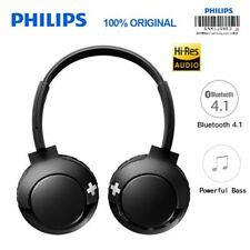 Philips Wireless Headset SHB3075 Headband with Bluetooth 4.1 Volume Control L...