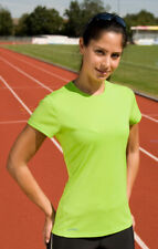 Ladies' Quick Dry Short Sleeve T-Shirt Single Pack,3 Pack  S253FP