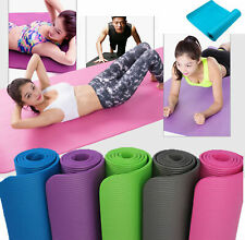 Durable Thick Yoga Mat Non-slip Fitness Exercise Pad Mat Lose Weight Gym Mat