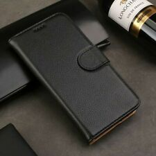 Genuine Leather Straie Phone Cases For iPhone X XS MAX XR Card Holder Wallet ...