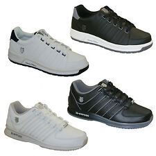 c40ebc979af2 K-Swiss Sneakers Trainers Rinzler Berlo Lace up Sport Shoes Trainers Men s  Shoes