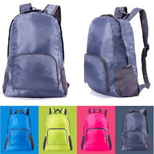 Men Women Backpack Schoolbag Water repellent Large Capacity Travel Outdoor Bag