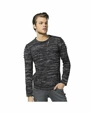 JIMMY SANDERS - Pull col rond pour Homme