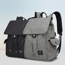 Laptop Travel Backpack With USB Charging Port Business Anti-theft Bag School Bag