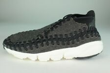 lowest price 67217 a8a7a NIKE AIR FOOTSCAPE WOVEN CHUKKA SPECIAL EDITION MEN SIZE 8.0 TO 13.0 NEW  BLACK