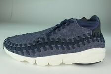 ebc01b4dde NIKE AIR FOOTSCAPE WOVEN CHUKKA SPECIAL EDITION MEN 8.0 TO 13.0 NEW OBSIDIAN