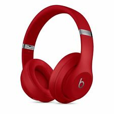 Beats by Dr. Dre Studio3 Headband Wireless Headphones - Red