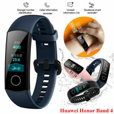 Huawei Honor Band 4 Bluetooth Smart Wristband AMOLED Touchscreen Fitness Tracker