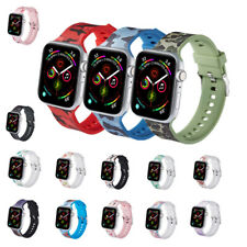 Apple Watch Band Strap Series 4 3 2 1 Sport Silicone Case 38/40/42/44mm