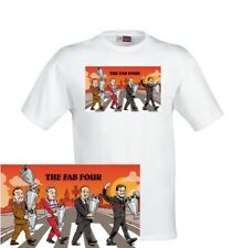 Fab Four, Liverpool Champions League, T Shirt