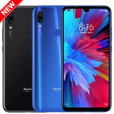 "Xiaomi Redmi Note 7 64GB/128GB Dual SIM Factory Unlocked 6.3"" 48MP + 5MP Phone"