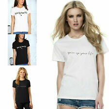 NEW Spice Up Your Life T-Shirt Girl Sporty Spice Girls Gift Tour Baby Ladies Top