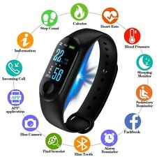Mi Band 3 OLED Display Smart Watch Fitness Wristband Bracelet Hot Men Women