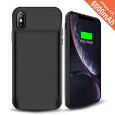 Rechargeable Battery Backup Portable Charger Case for iPhone 6 7 8 XS MAX XR XS