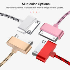 2.4A FAST USB Sync Data Charging Cable Charger Lead For iPad 3 iPad 2 iPhone 4s