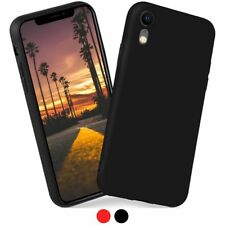 Silicone Skin Case for Apple IPHONE XR Cases in Matte New Very Thin Back Cover
