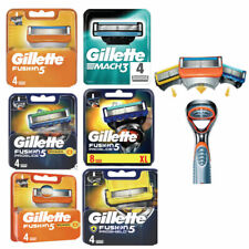Gillette Fusion 5 Proglide Power Blades, Packs Of 8, 4 and 2 Genuine UK Stock