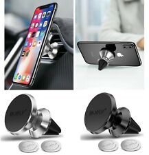 Magnetic Car Mount 360° Rotation Air Vent Cell Phone Holder Car Phone Holder