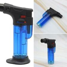 Hot Refillable Butane Jet Torch Lighter Cooking BBQ Flame Ignition Tool Enjoy