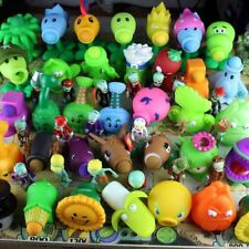 Plants Vs Zombies Action Figure Toys Playset Game Peashooter Toy Kids Children