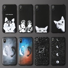 KISSCASE Cute Cat Dog Animal Case For iPhone 6 6S 7 8 Plus 5 5S Se X XS Max Xr C