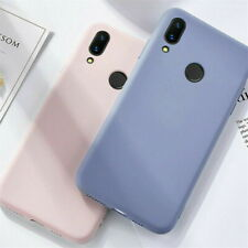 For Xiaomi Redmi Note 7 Pro Mi 9 SE A3 Lite A2 8 Liquid Silicone Soft Case Cover
