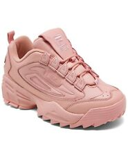 Womens FILA Disruptor II Autumn Pink Shoes NEW 2
