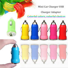 Mini Car Charger USB Charger Adapter For IPod For Blackberry USB Charging Tools