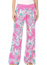 LILLY PULITZER SEASIDE BEACH PANT DRAGONFRUIT TOUCAN CAN 23684 RRP $118